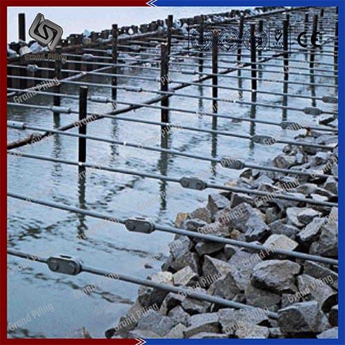 Costruzione del bacino Port Hedland, Australia